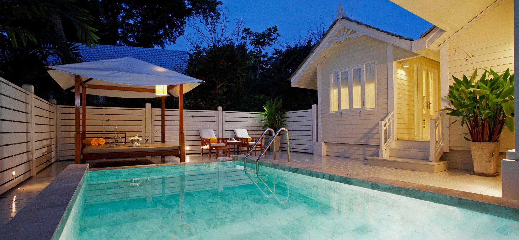 Centara grand beach resort villas hua hin for 8 villas hua hin